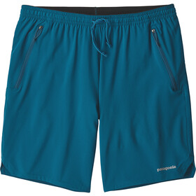 Patagonia Nine Trails Shorts Men big sur blue
